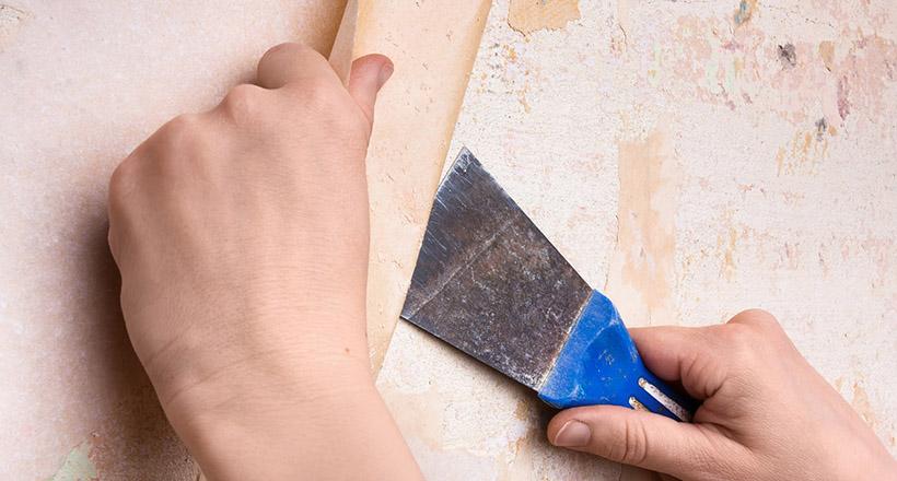 devis pose papier peint