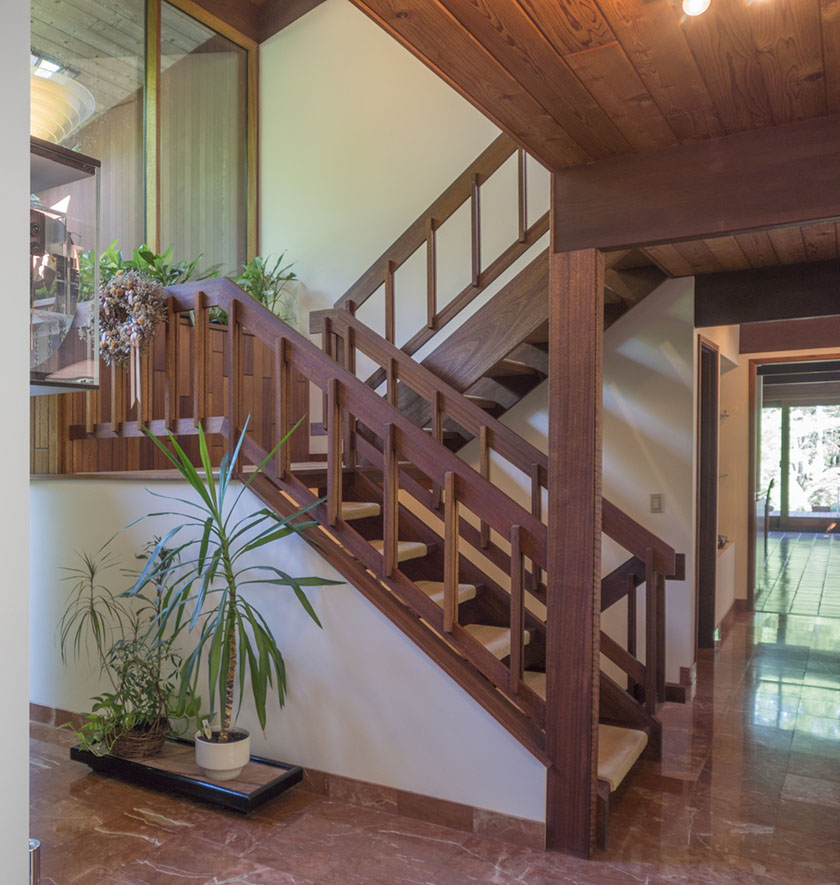 prix de la pose d'un escalier