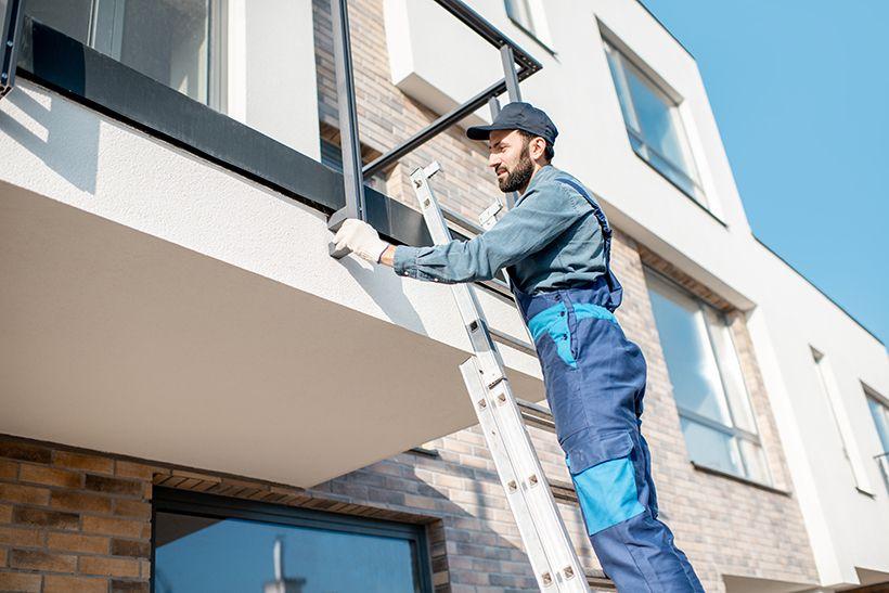 cout faire un balcon